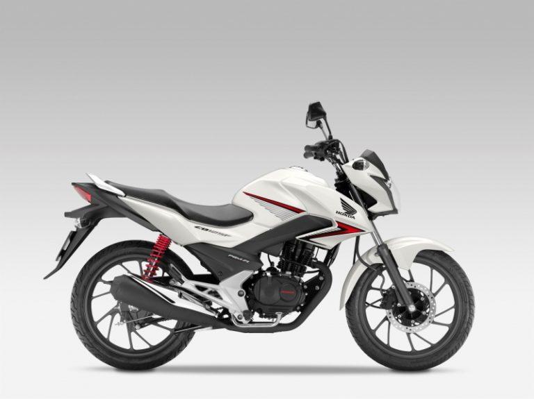 125cc - Honda Keskus